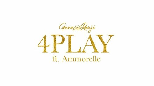 "Cover artwork for Genesis Renji Featuring Ammorelle - ""4 Play"""