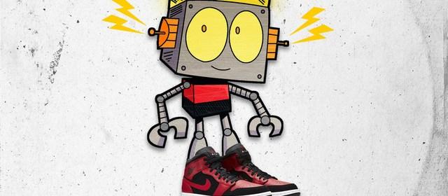 """Cover artwork for Jay Hvrt - """"What Happened To... Robot Jones?"""""""