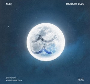 "Cover artwork for Wave Chapelle - ""Midnight Blue"""