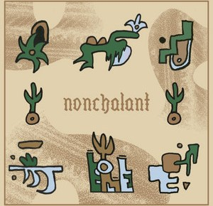 "Cover artwork for Nile - ""Nonchalant"""