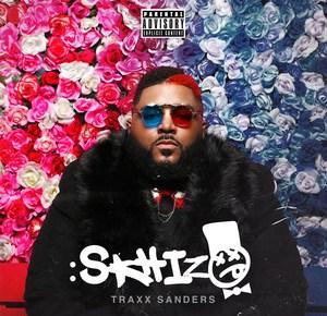 "Cover artwork for Traxx Sanders - ""Skhizo"""