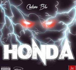 "Cover artwork for Chakara Blu - ""Honda"""