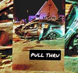 "Cover artwork for Key Bravo - ""Pull Thru"""