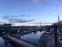 Nanimo Harbour