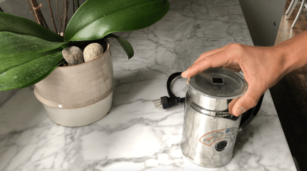 Almond Matcha Latte Frother