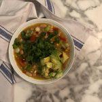 Vegetarian White Bean Chili