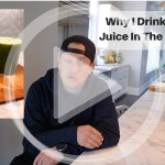Why I Drink Celery Juice In The Morning
