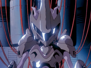 Pokemon The First Movie Armored Mewtwo