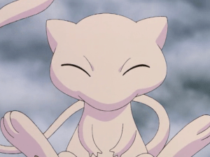 Pokemon The First Movie Mew