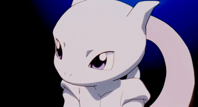 Pokemon The First Movie Baby Mewtwo