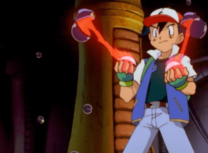 Pokemon The First Movie Ash Stolen Pokemon