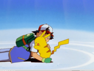 Pokemon The First Movie Ash Revived
