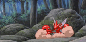 Pokemon 4Ever Scizor