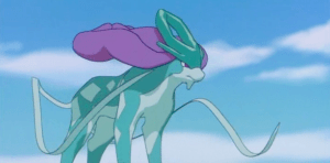 Pokemon 4Ever Suicune