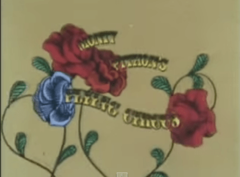 Monty Python's Flying Circus title card