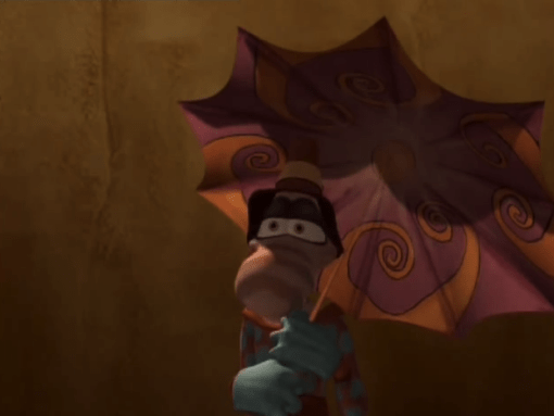 Rayman: The Animated Series Inspector Grub's date