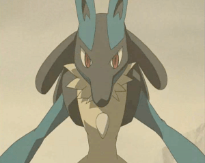 Pokemon: Lucario and the Mystery of Mew Lucario