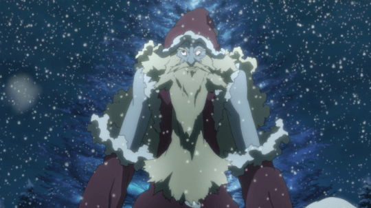 Sword Art Online Santa Claus boss