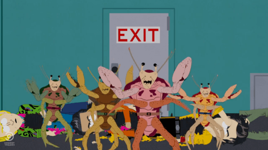 South Park Crab People