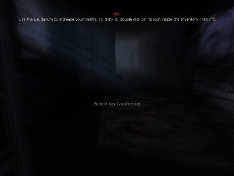 Amnesia: The Dark Descent first grunt
