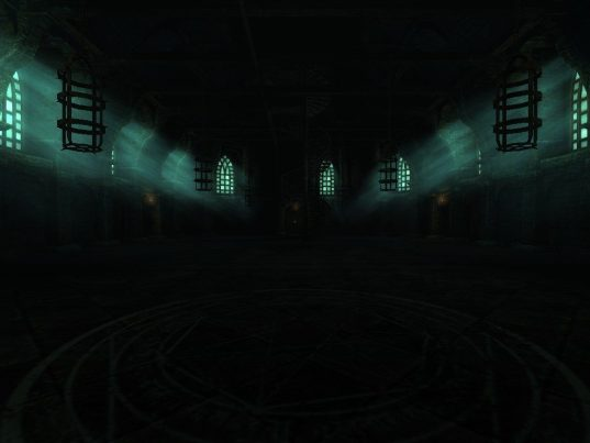 Amnesia: The Dark Descent Transept