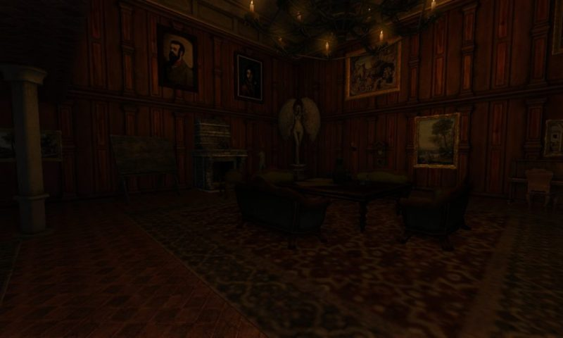 Amnesia: The Dark Descent Immersion of Night