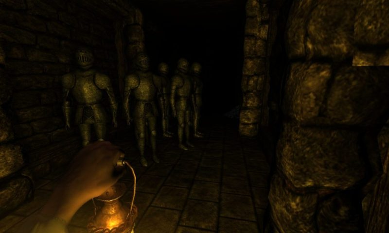Amnesia: The Dark Descent La Caza