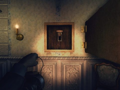Amnesia: A Machine for Pigs hidden switch