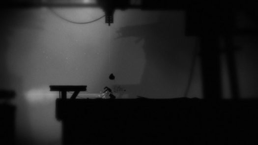 LIMBO game death by machine gun