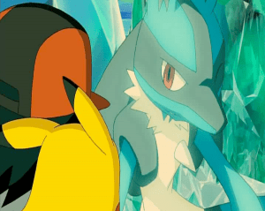 Pokemon: Lucario and the Mystery of Mew Lucario dies