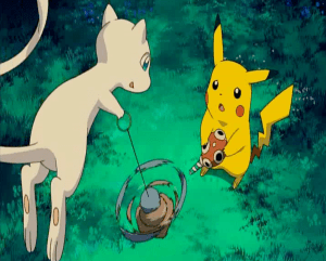 Pokemon: Lucario and the Mystery of Mew Mew and Pikachu