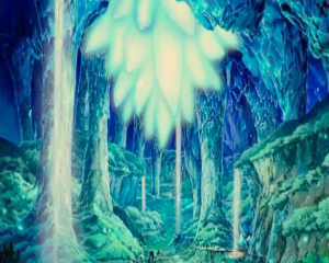 Pokemon: Lucario and the Mystery of Mew crystals