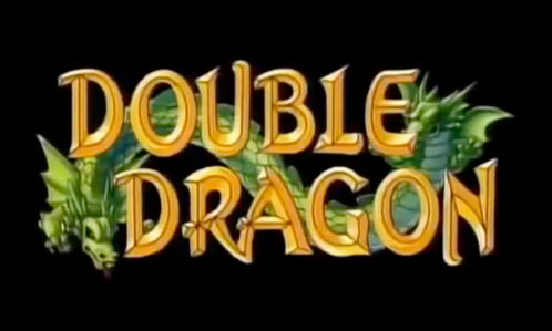 Double Dragon Animated Series logo