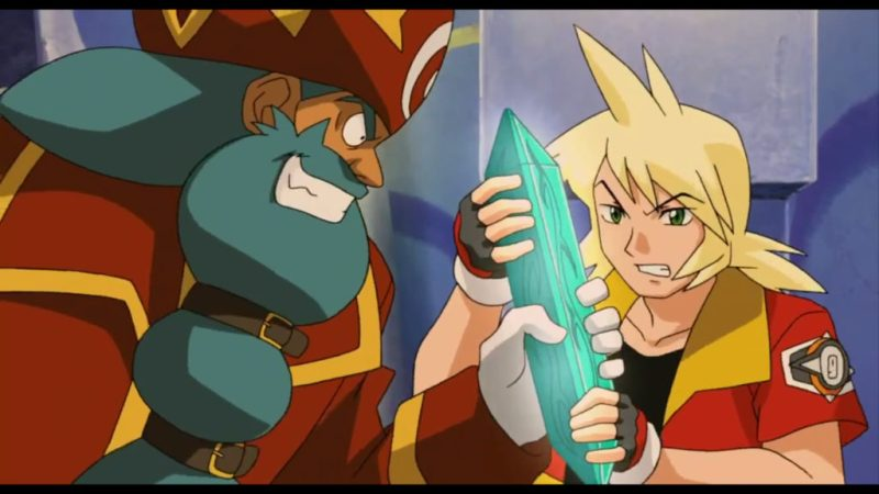 "Pokémon Ranger and the Temple of the Sea Phantom and Jack ""Jackie"" Walker"