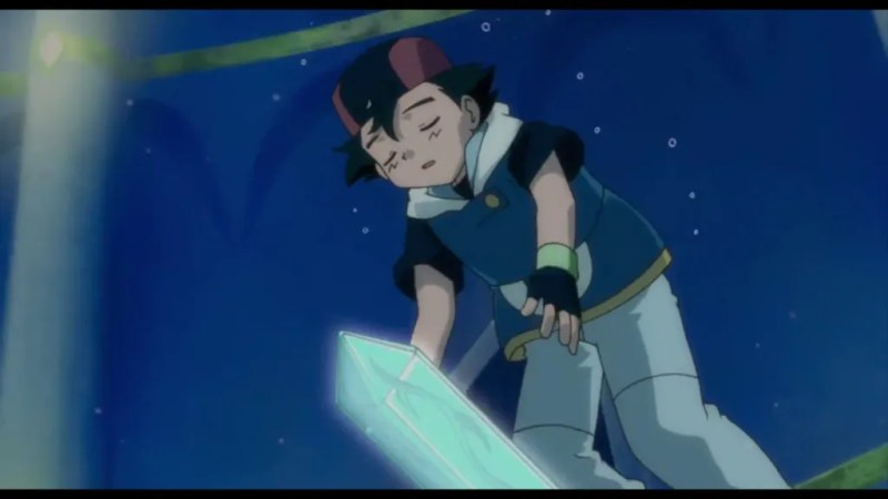 Pokemon Ranger And The Temple Of The Sea Anime Review Breaking