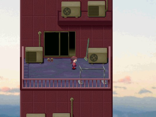 Yume Nikki gameplay