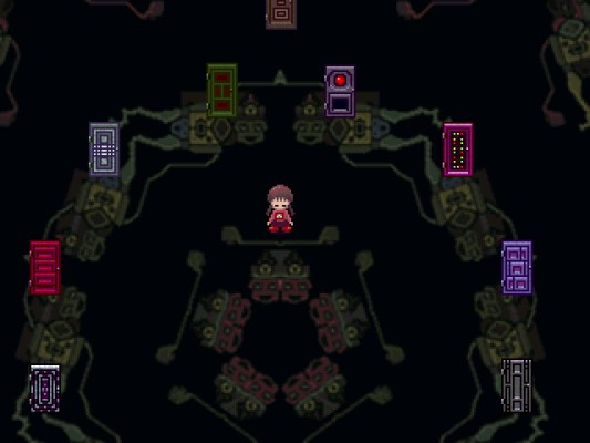 Yume Nikki The Nexus