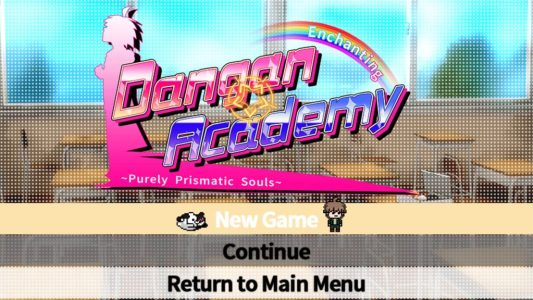 Dangan Academy ~Purely Prismatic Souls~ School Mode
