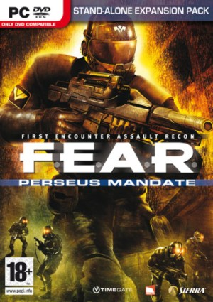 F.E.A.R. First Encounter Assault Recon: Perseus Mandate game cover