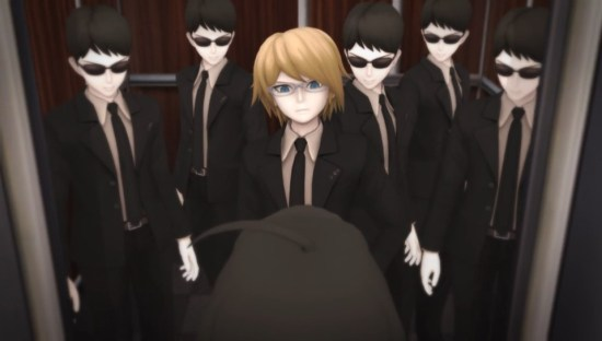 Danganronpa Another Episode: Ultra Despair Girls Byakuya Togami