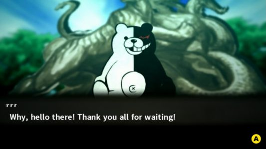 Danganronpa 2: Goodbye Despair Monokuma