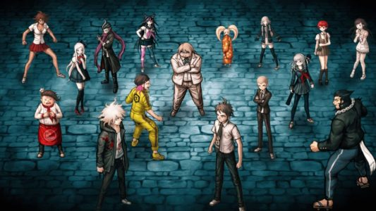 Danganronpa 2: Goodbye Despair gameplay