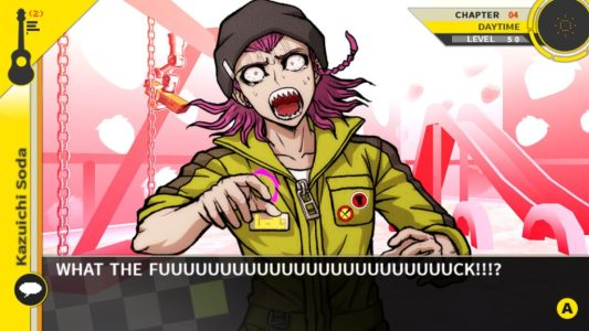 Danganronpa 2: Goodbye Despair Kazuichi Soda what the fuck