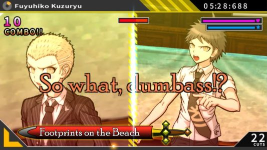 Danganronpa 2: Goodbye Despair Fuyuhiko Kuzuryu