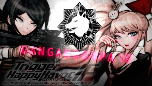 Danganronpa: Trigger Happy Havoc IF: The Button of Hope and the Tragic Warriors of Despair