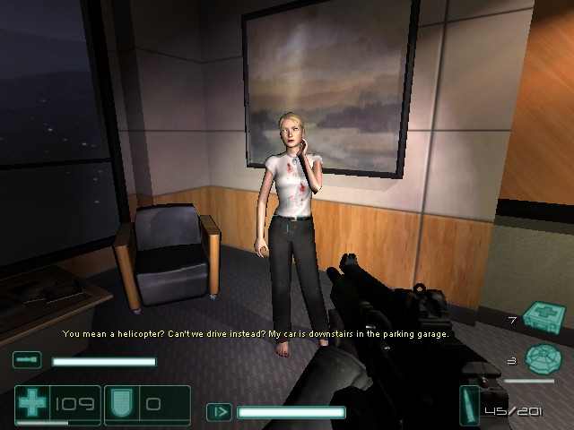 F.E.A.R. First Encounter Assault Recon Alice Wade