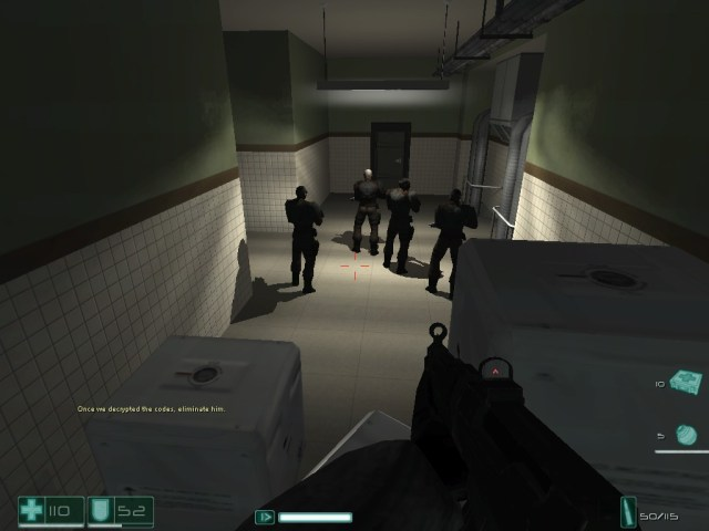 F.E.A.R. First Encounter Assault Recon: Perseus Mandate Nightcrawlers