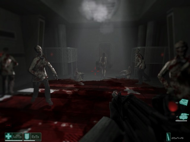 F.E.A.R. First Encounter Assault Recon: Perseus Mandate Alma Wade