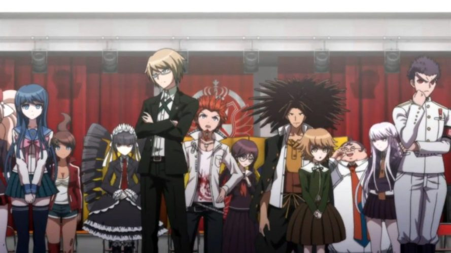 Danganronpa: Trigger Happy Havoc - The Animation