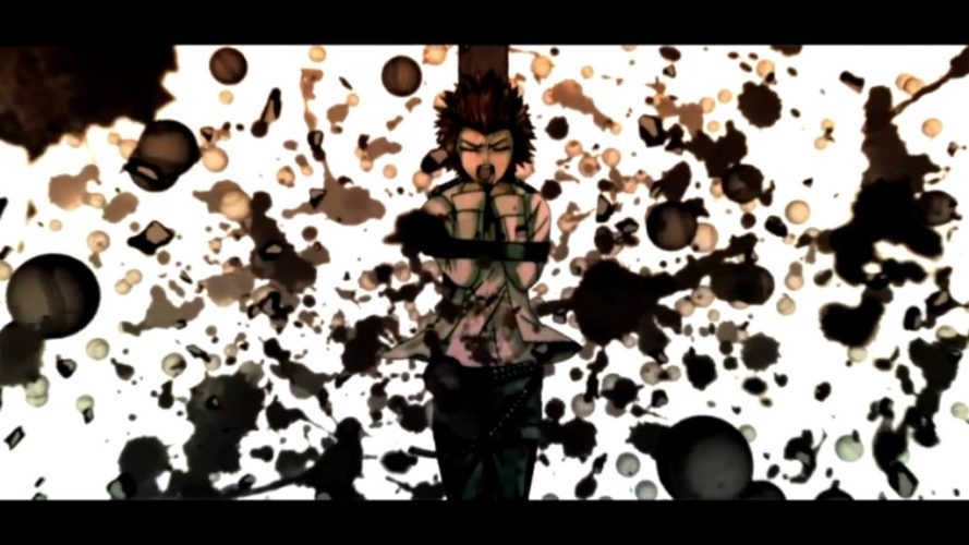 Danganronpa: Trigger Happy Havoc - The Animation Leon Kuwata execution